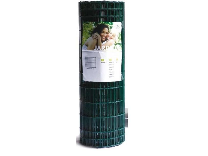 Grillage Soudé Maille 100x50 - 2,5 mm