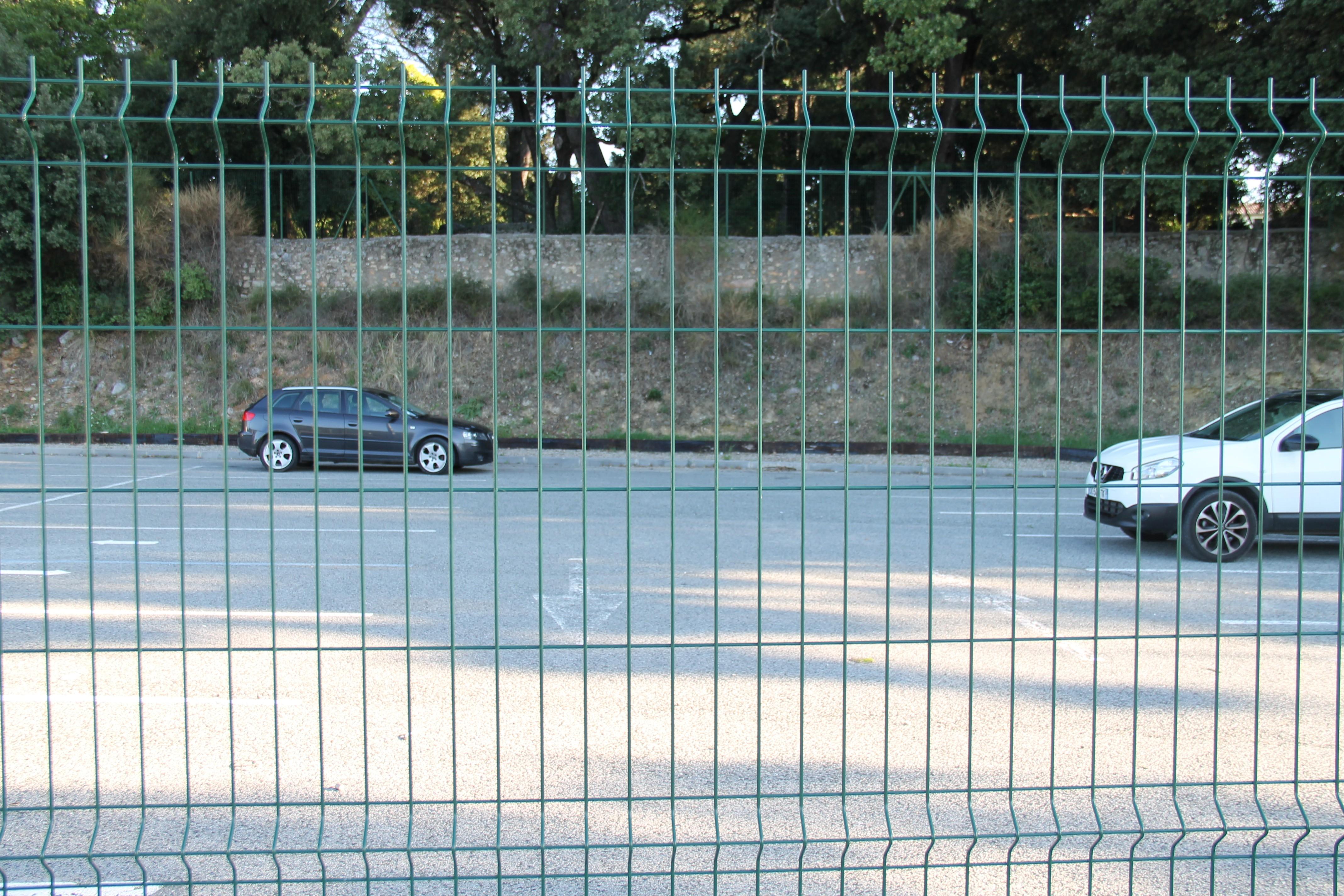 Panneau Rigide Eco H 153 cm - Maille 55x200